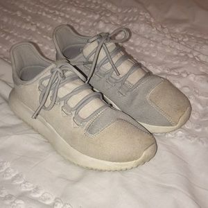 Adidas Shoes- Boys size 5.5 (Women's 7)